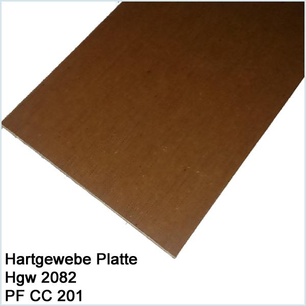 Hartgewebe Platte