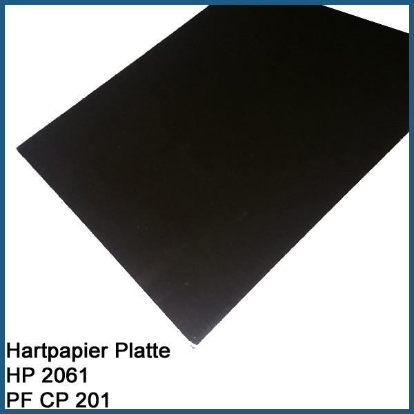 Hartpapier Platten